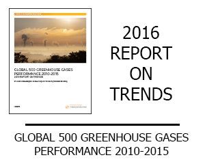 Greenhouse Gases Report