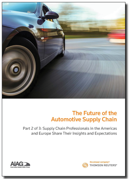 The Future of the Automotive Supply Chain