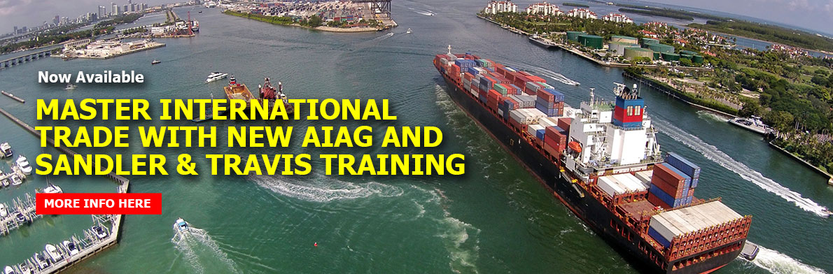 AIAG and Sandler & Travis Training