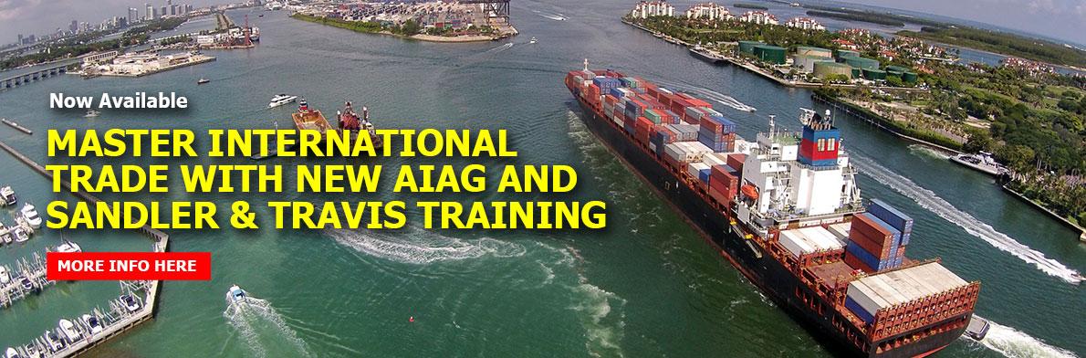 AIAG and Sandler & Travis Training
