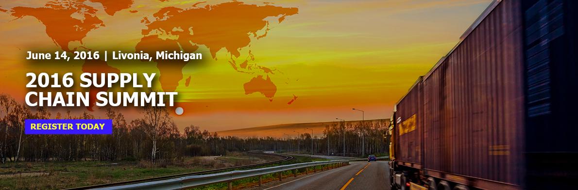 2016 Supply Chain Summit