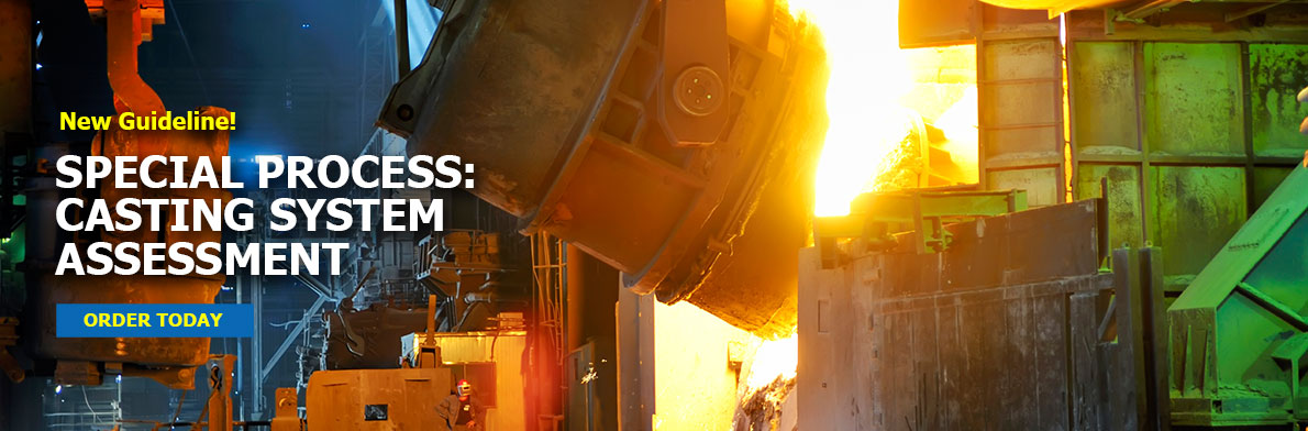 Special Process: Casting System Assessment